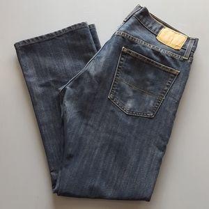 Levi's Denizen 218 straight fit jeans size 36X32